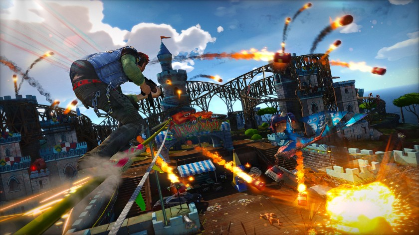 Sunset Overdrive - Xbox One 2