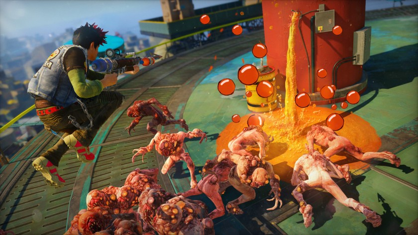 Sunset Overdrive - Xbox One 4