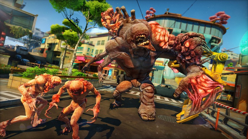 Sunset Overdrive - Xbox One 5