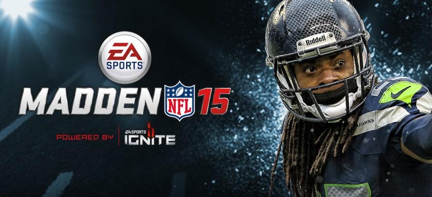madden nfl 15 - EA Sports 6