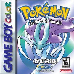 Pokemon Crystal - Nintendo GameBoy Color