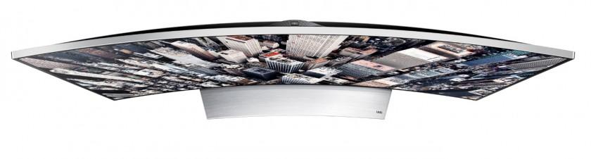 Samsung Curved 4K UHD TV - HU9000