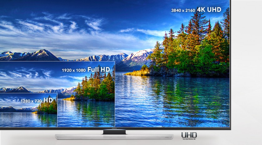 Samsung HD - Full HD - 4K UHD