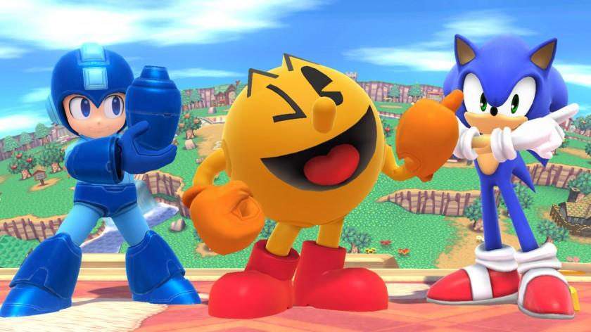 Super Smash Bros Gameplay - Nouveaux Personnages