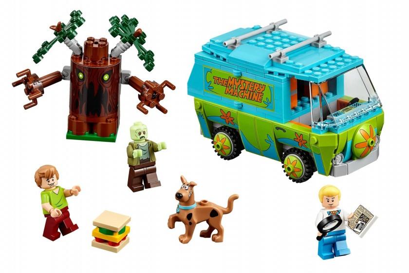 75902 The Mystery Machine - Lego Scooby-Doo