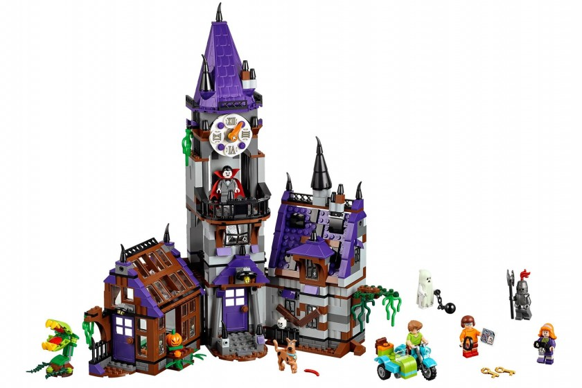 75904 Mystery Mansion - Lego Scooby-Doo