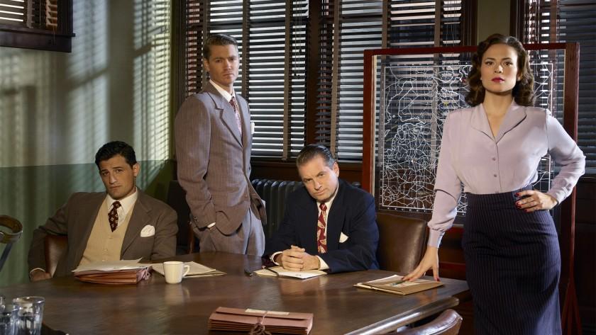 Agent Carter Organisation Marvel Studios