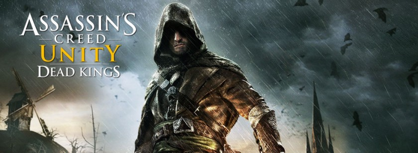 Assassins Creed Unity Dead Kings - Cover