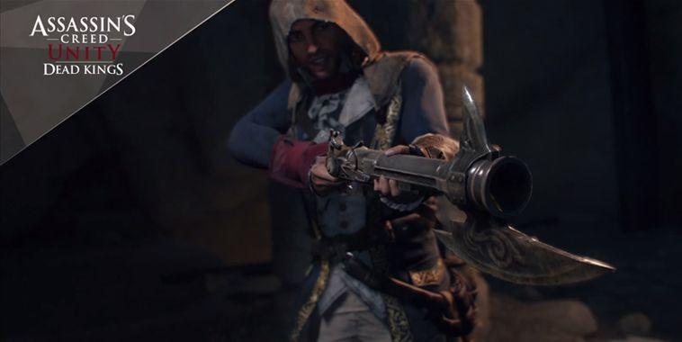 Assassins Creed Unity Dead Kings DLC 1