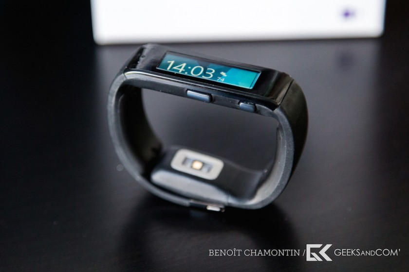 Bracelet connecte Microsoft Band - Test Geeks and Com -15