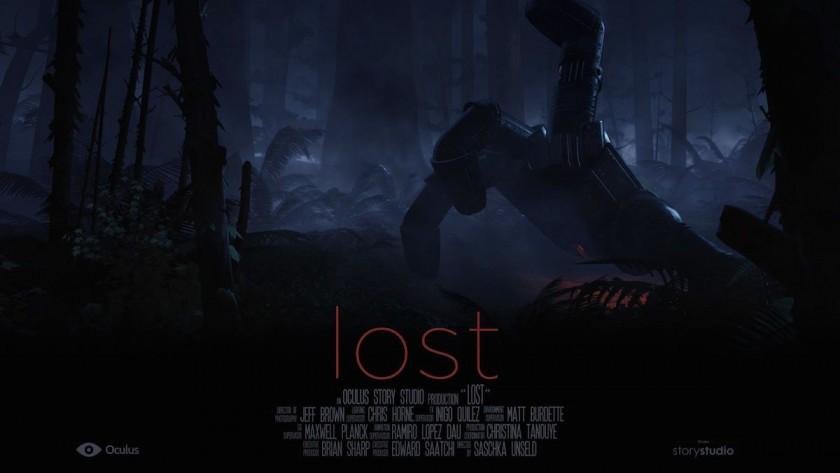 Oculus Story Studio - Lost