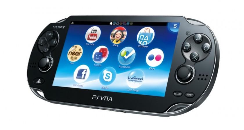 Sony PS Vita  - Applications
