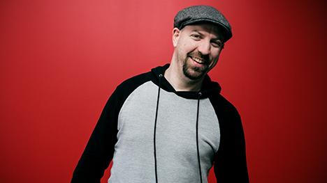 David Chateauneuf - Red Barrels