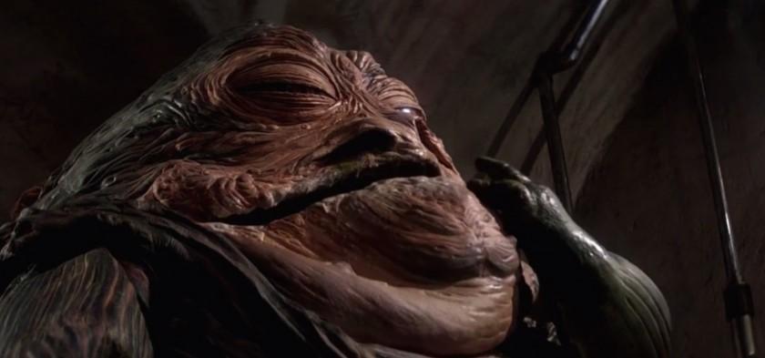 Jabba The Hutt - Star Wars