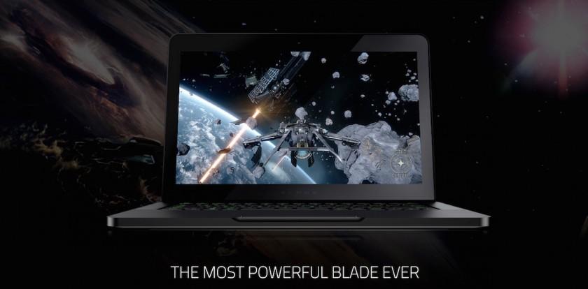 New Razer Blade 2015 - Gaming Laptop