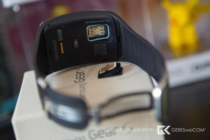 Samsung Gear S - Montre connectee - Test Geeks and Com -5