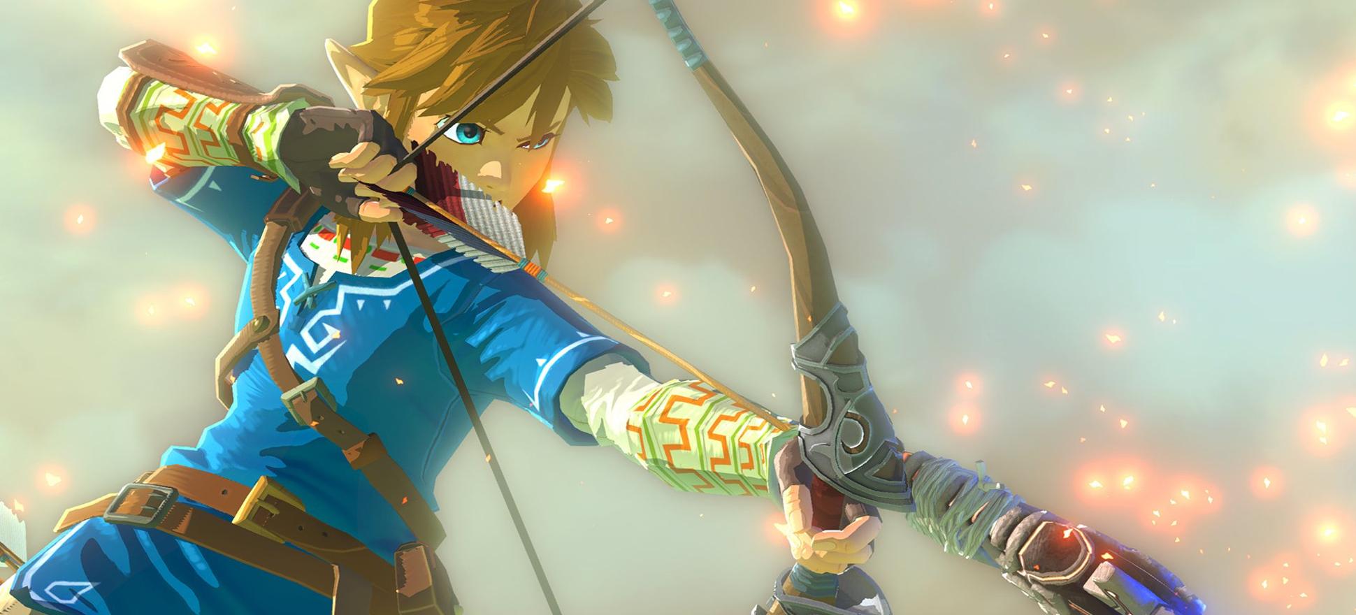 The Legend of Zelda WIIU