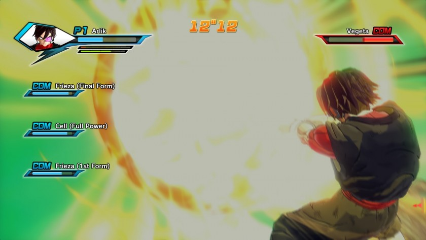 Dragon Ball Xenoverse Screen Combat 01