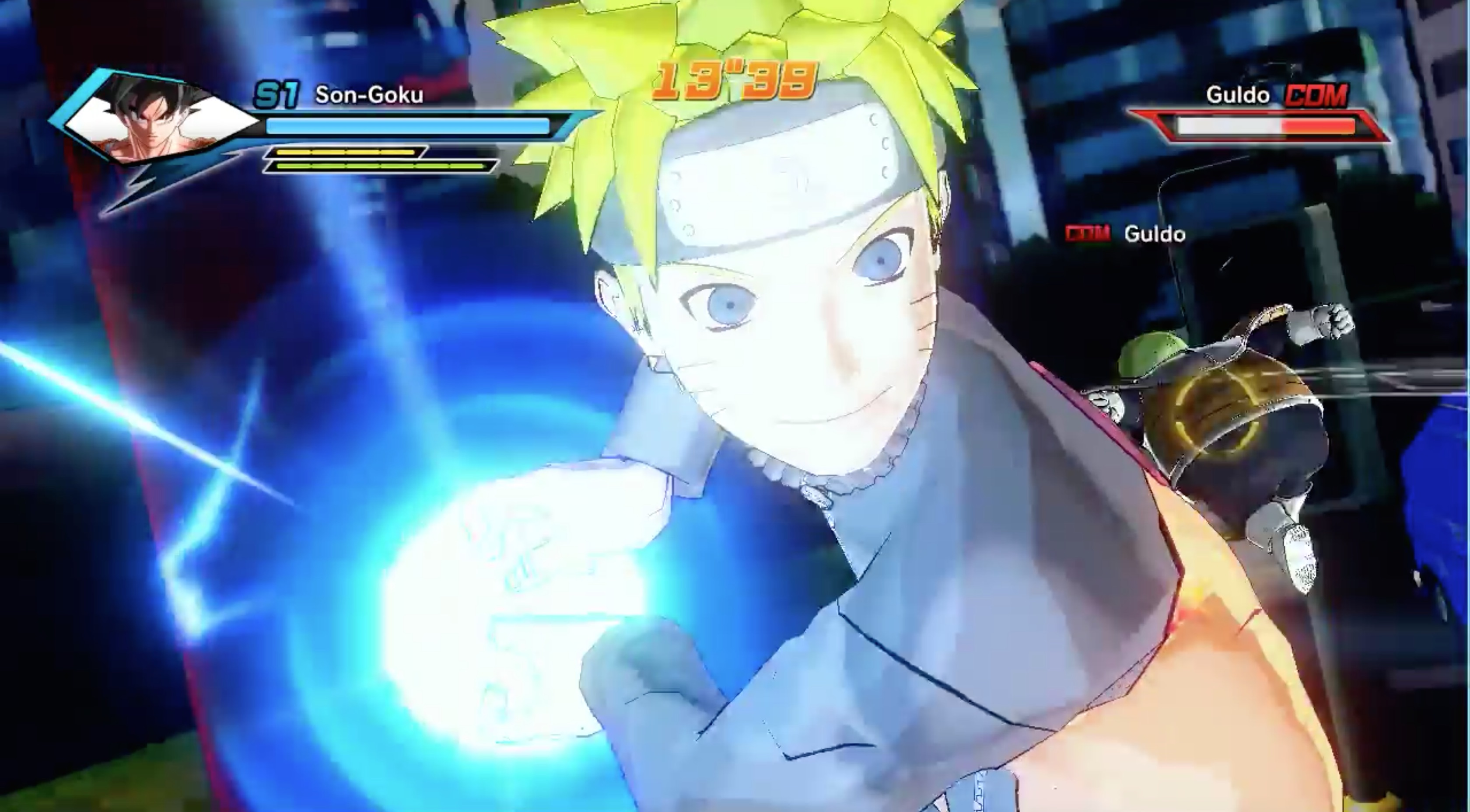 Quand Naruto S Invite Dans Dragon Ball Xenoverse Sur Pc