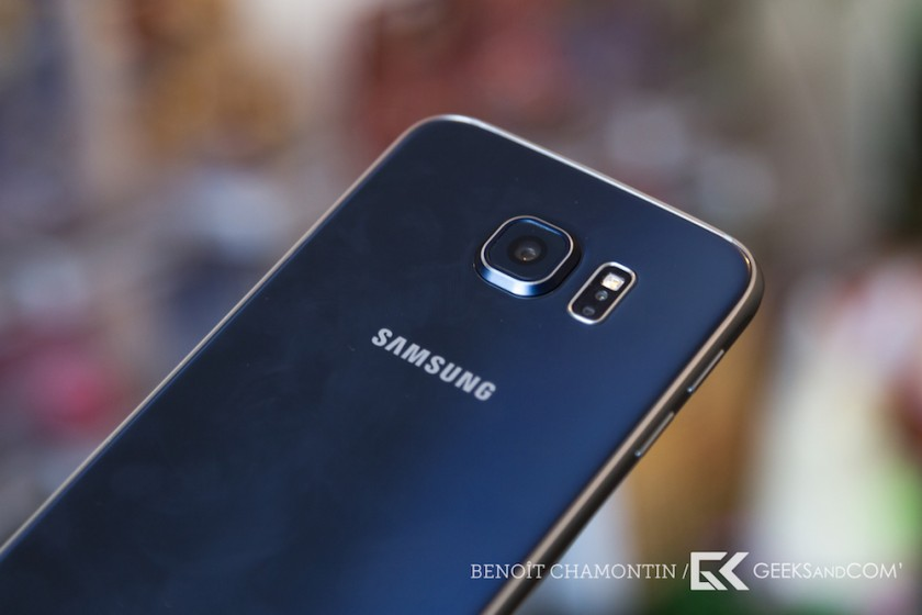 Samsung Galaxy S6 - Test Geeks and Com -1