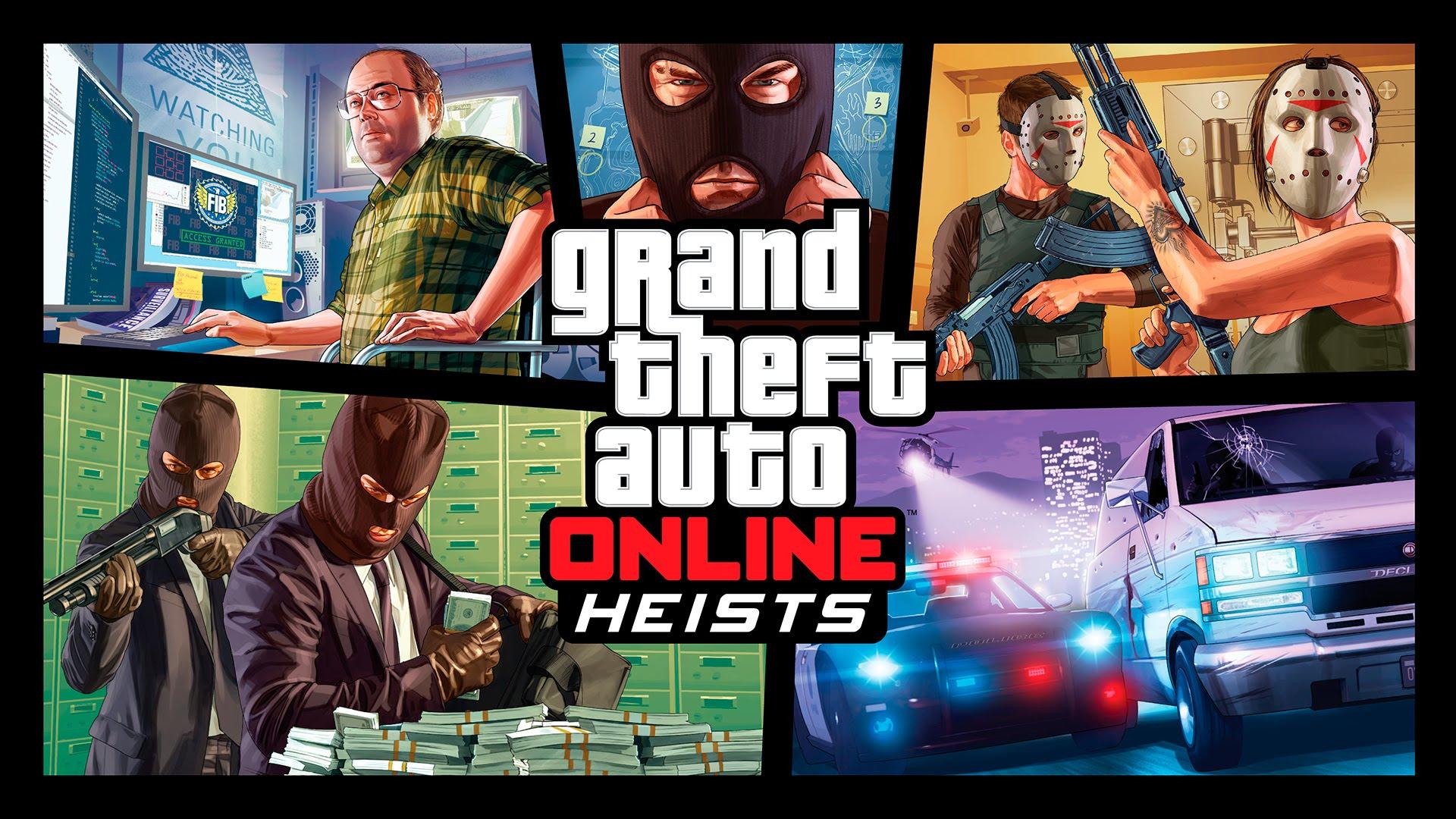 Heist GTA Online