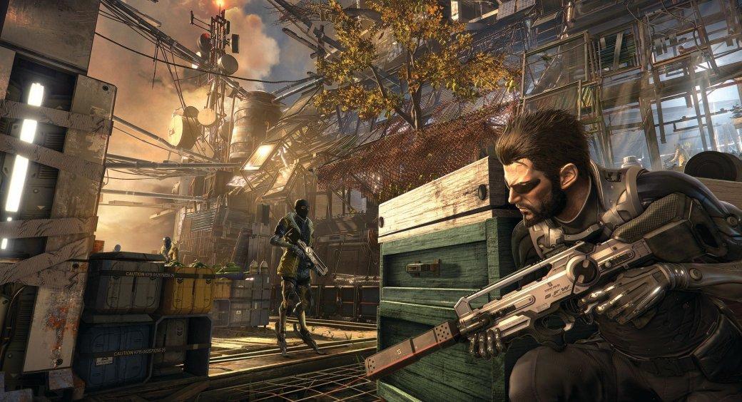 Deus Ex - Mankind Divided 1