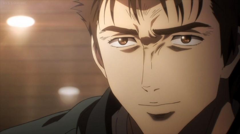 Un Shinichi badass après quelques péripéties