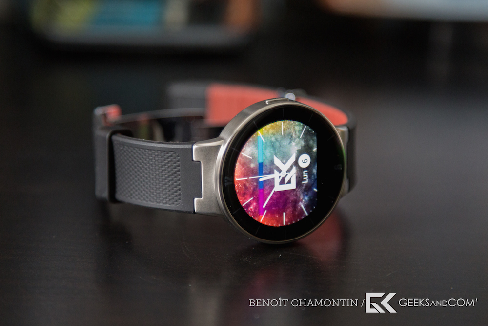 Test de la montre connectée Alcatel Onetouch Watch