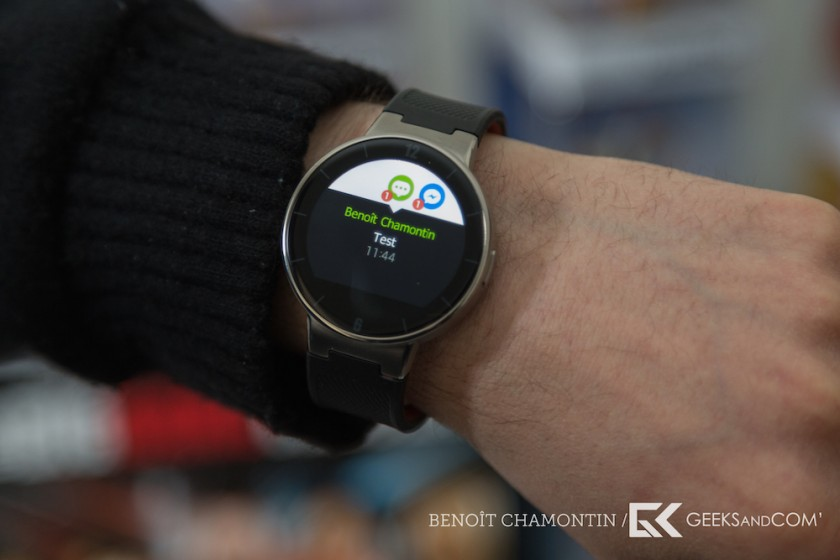 Alcatel Onetouch Smartwatch - Test Geeks and Com-9