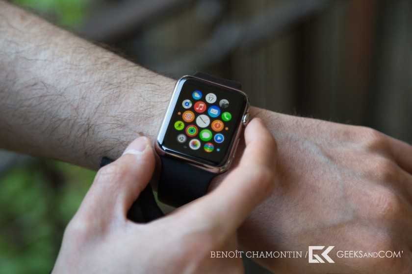 Apple Watch - Test Geeks and Com -13