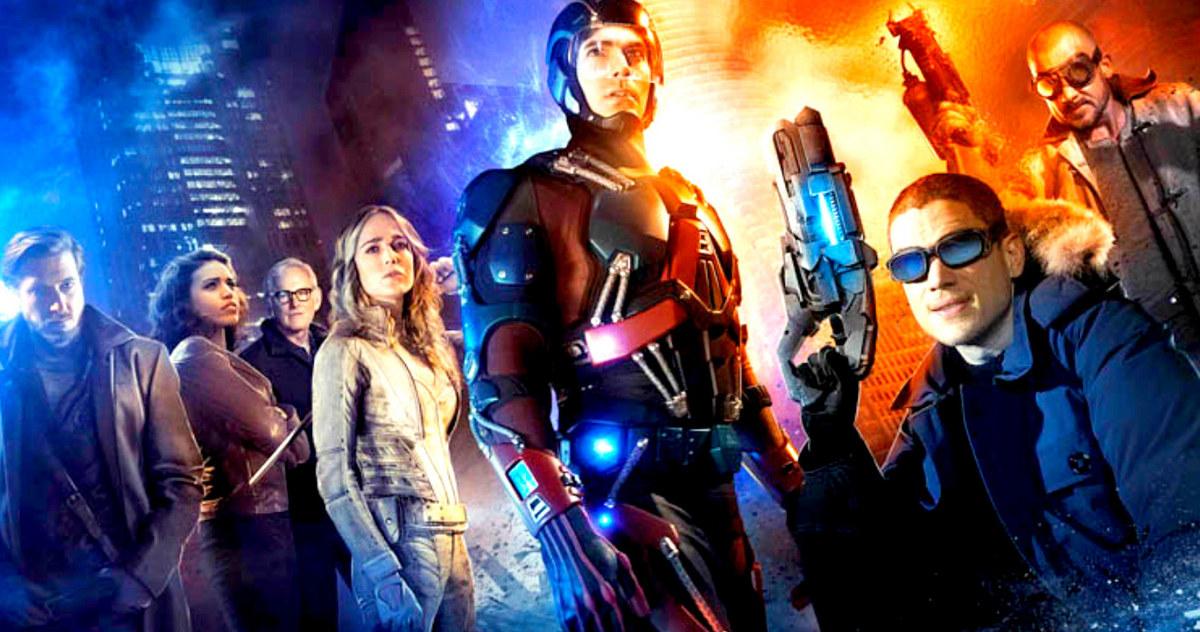 La première affiche de DC's Legends of Tomorrow