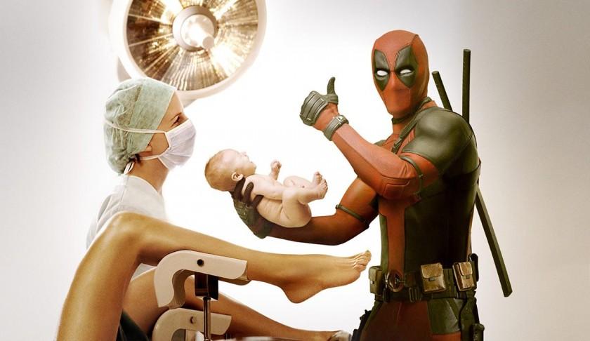 Deadpool - Fête des mères