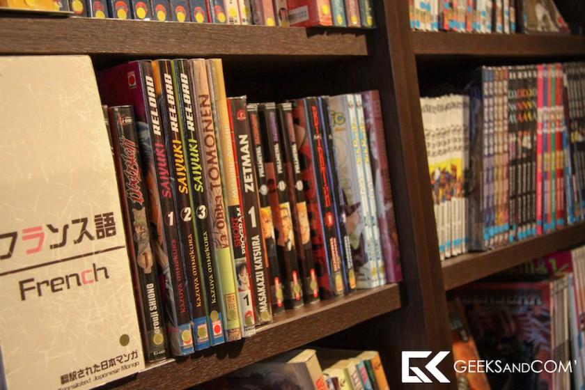 Kyoto International Manga Museum  - Geeks and Com -5