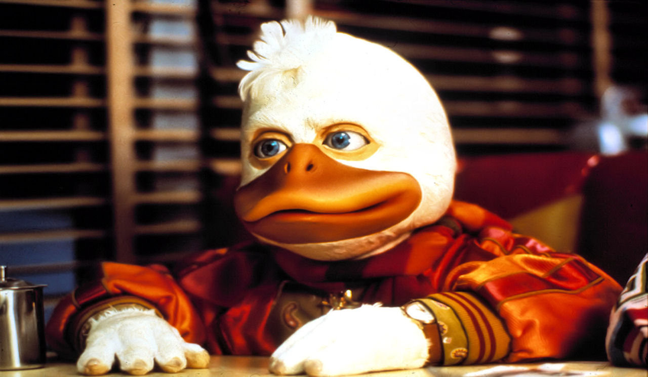george lucas veut un nouveau  u0026quot howard the duck u0026quot
