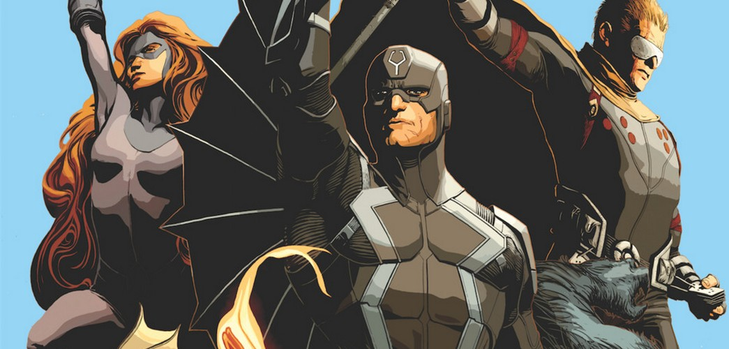 All New All Different Marvel - Uncanny Inhumans