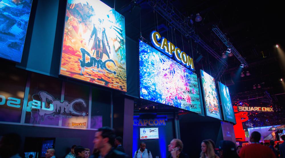 Capcom E3