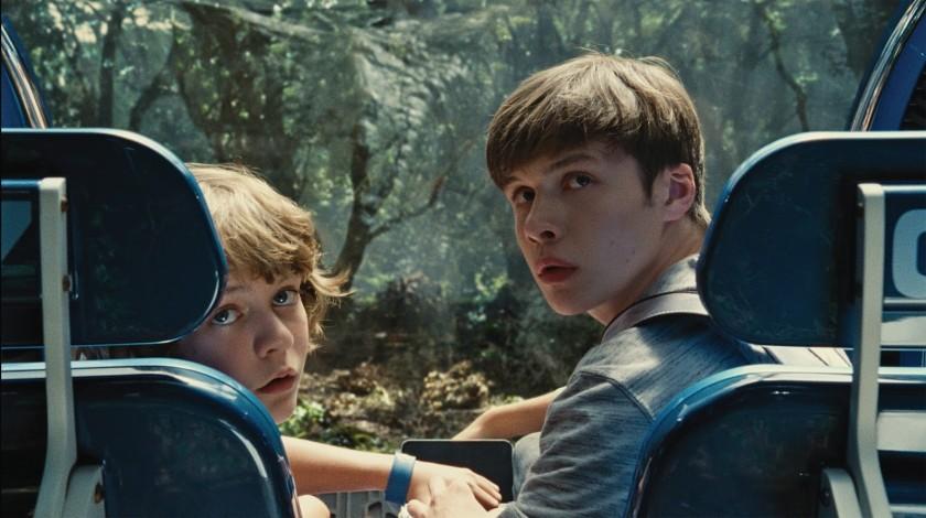 Jurassic World - Enfants