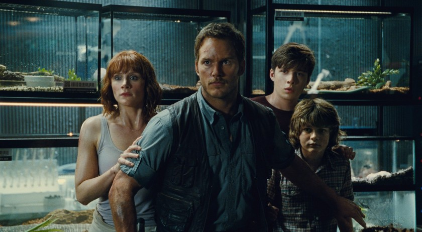 Jurassic World - Personnages