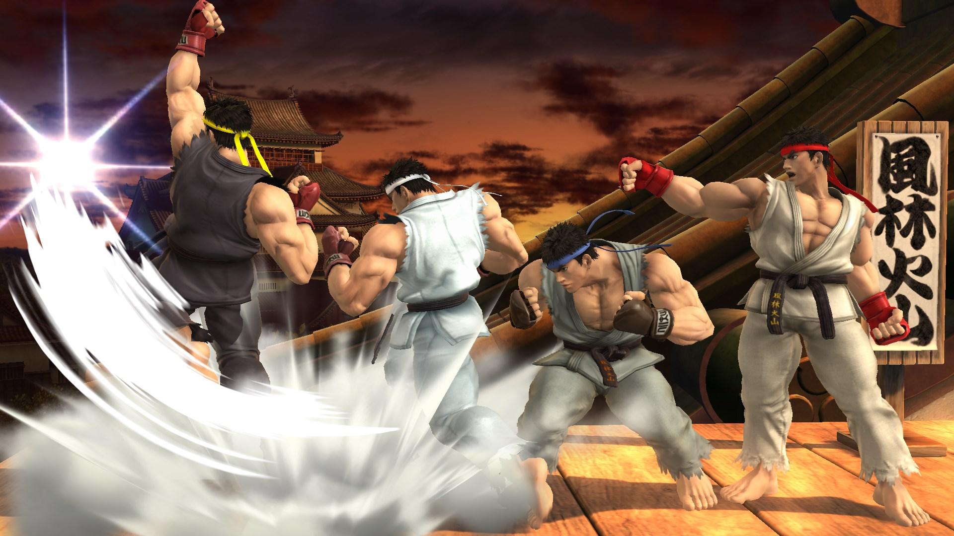 how to get ryu in super smash bros