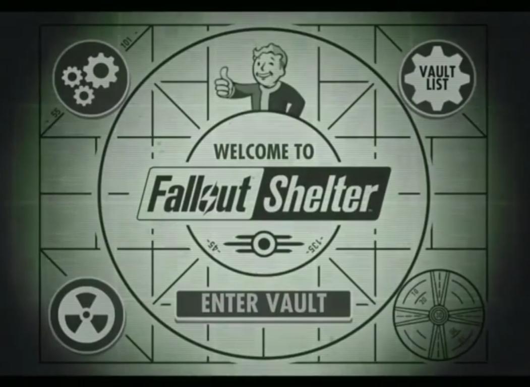 fallout shelter e3 2015