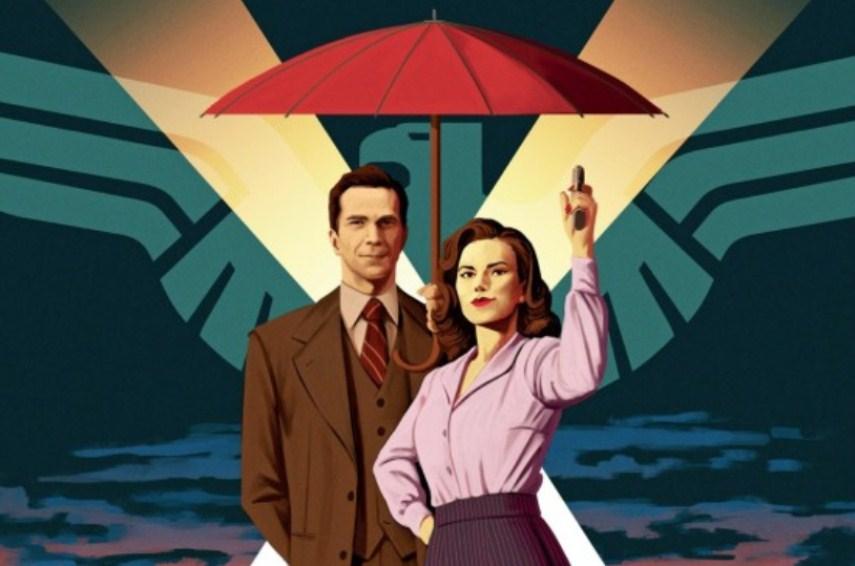 Agent Carter - Saison 2 - Cover