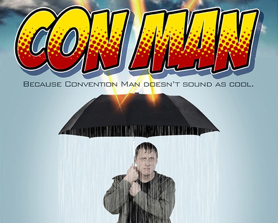 Con Man - couverture