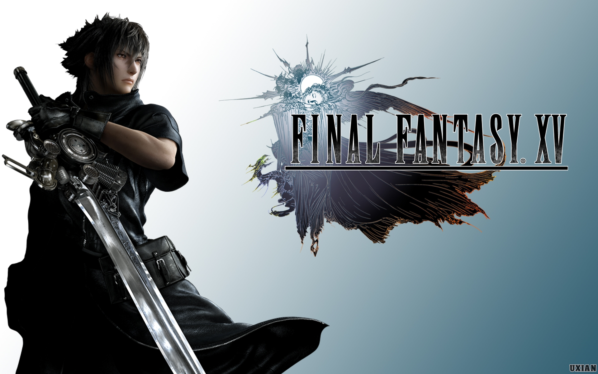 Final Fantasy XV - Cover