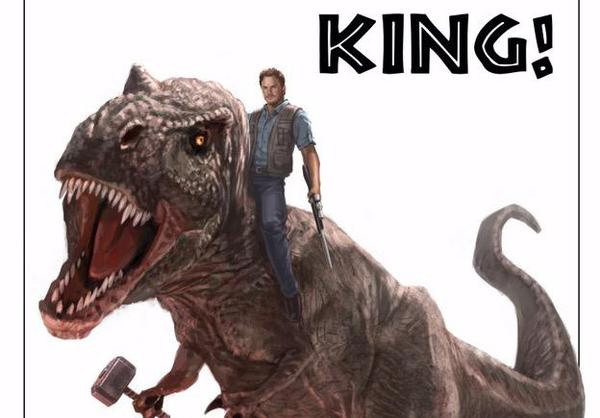 Jurassic World - King Image