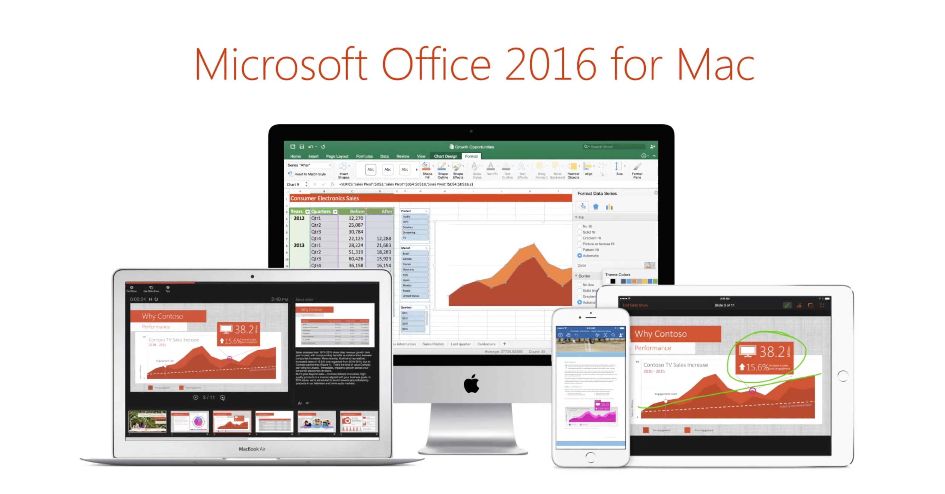 office 2016 pour mac la version finale est disponible pour les abonn s office 365 geeks and com 39. Black Bedroom Furniture Sets. Home Design Ideas