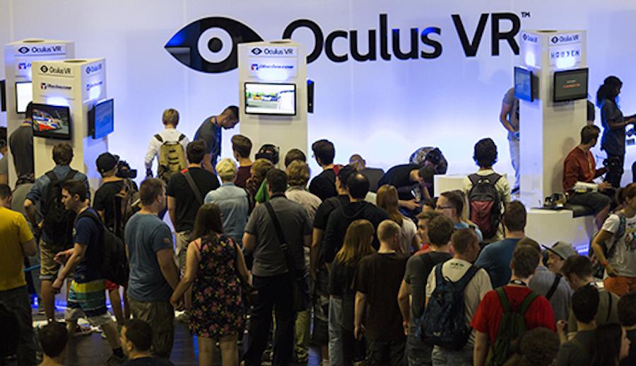 OCULUS gamescom