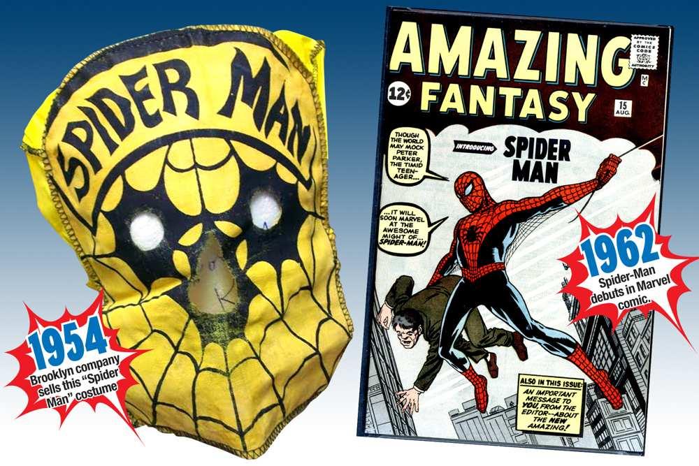qui est Spider Man datant