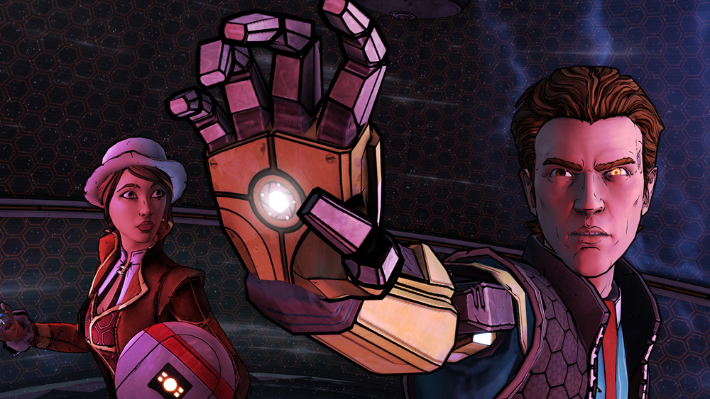 Tales from the Borderlands - Episode 3 - Rhys et Fiona