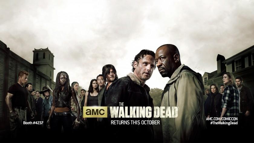The Walking Dead Season 6 - Cover