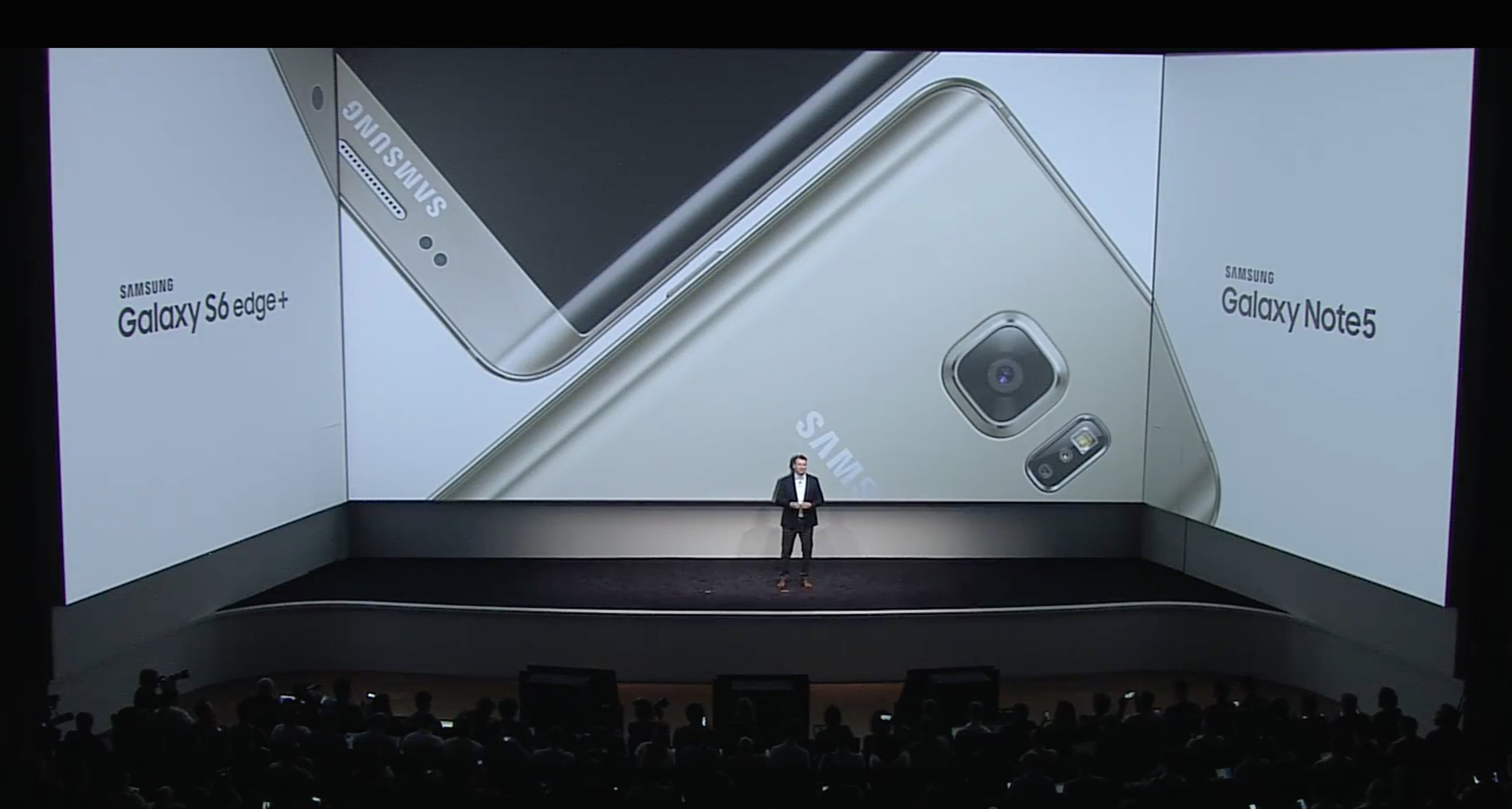 Galaxy Unpacked 2015 - Note 5 and S6 edge plus - Samsung
